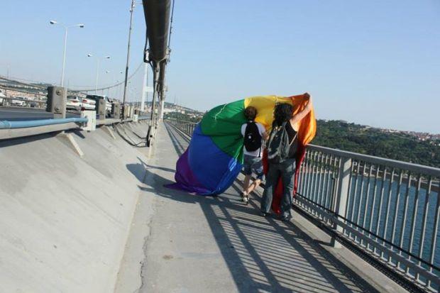 Photo by Ömer Tevfik Erten; Source: Istanbul LGBTT Dayanışma Derneği