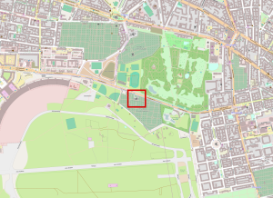 Sehitlik Camii, Berlin. Source: http://www.openstreetmap.org/way/30900412#map=15/52.4814/13.4096&layers=H