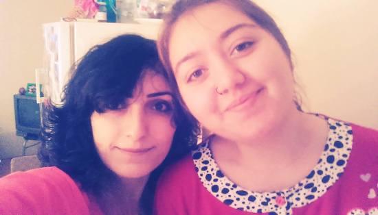 Gozde and Melahat