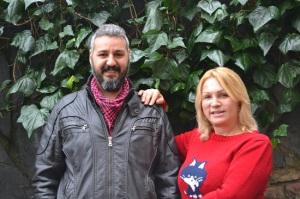 Barış Sulu and Niler Albayrak